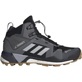 adidas TERREX Skychaser XT Mid Gore-Tex Chaussures de randonnée Homme, gris/noir